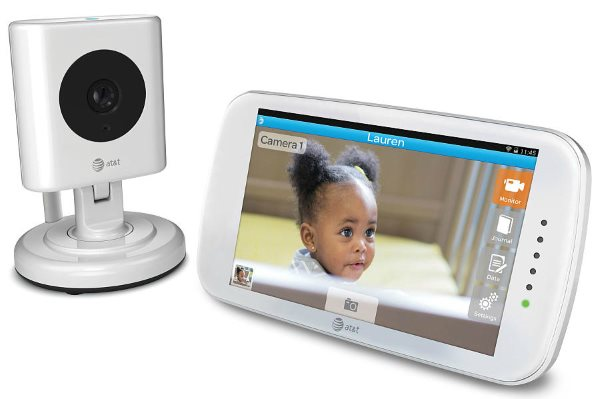 Nanny Cam - Watch your baby through the Nanny Cam wherever your are